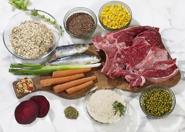Hochwertige Zutaten für hochwertiges Tierfutter