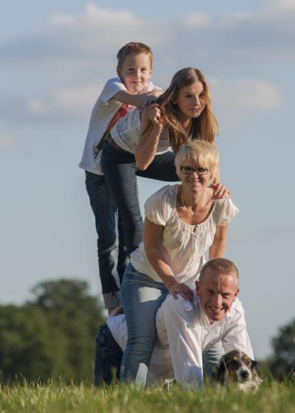 Familie oder Bremer Stadtmusikanten
