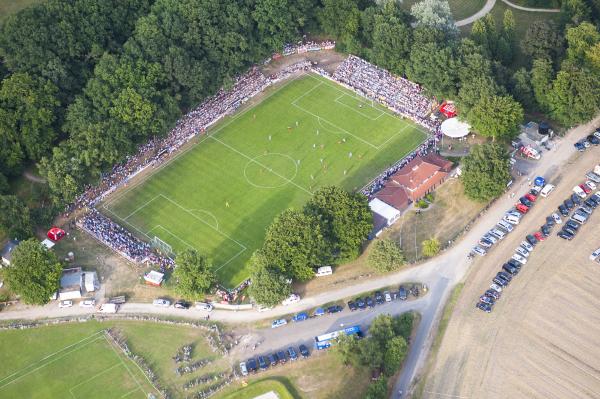Der Hamburger SV zu Gast in Etelsen