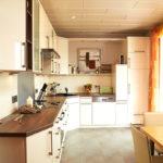 Innenaufnahme einer küche