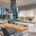 Küchenbild einer Küchenfirma