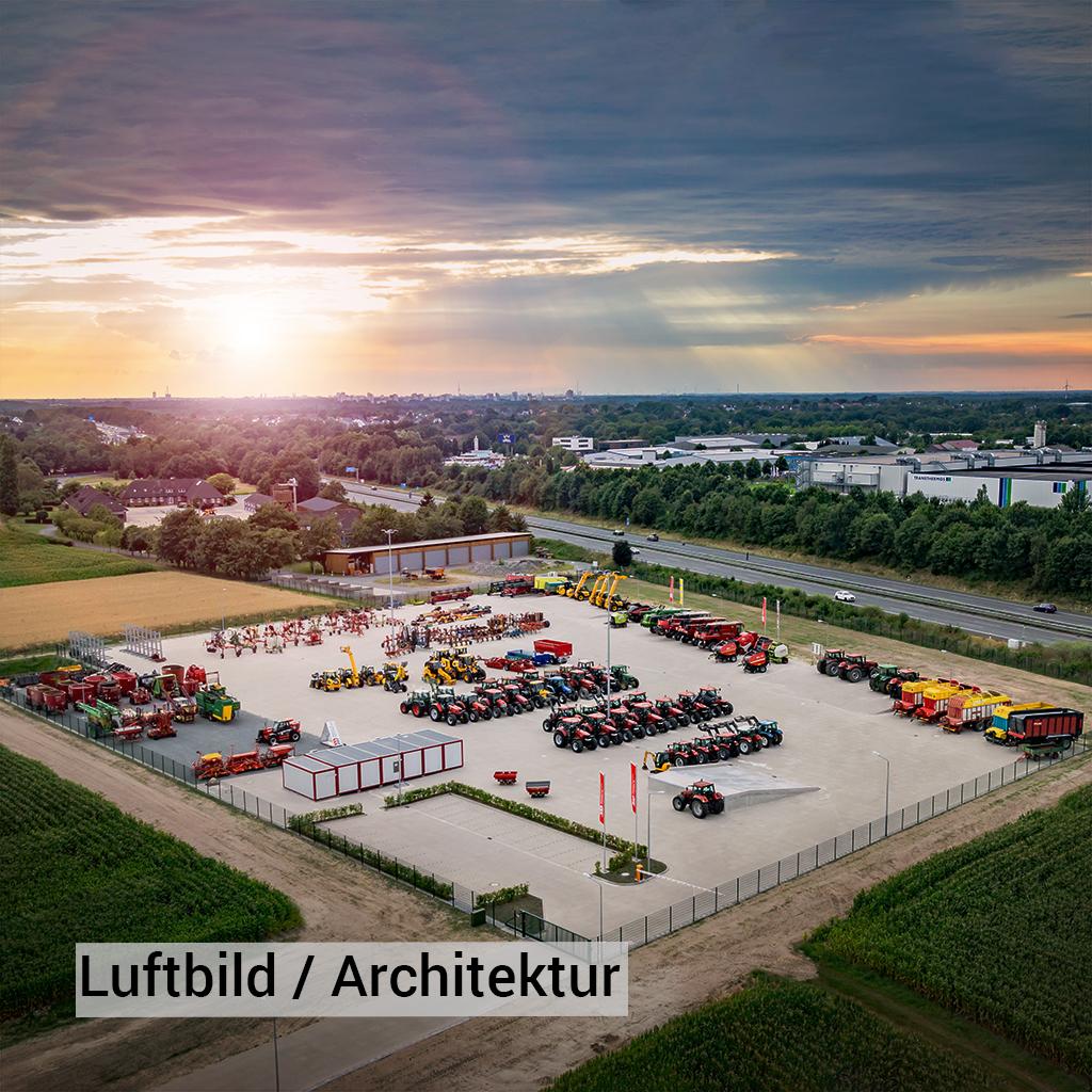 Fotospektrum Luftbilder und Architektur