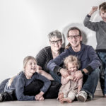 Familienshooting Studio
