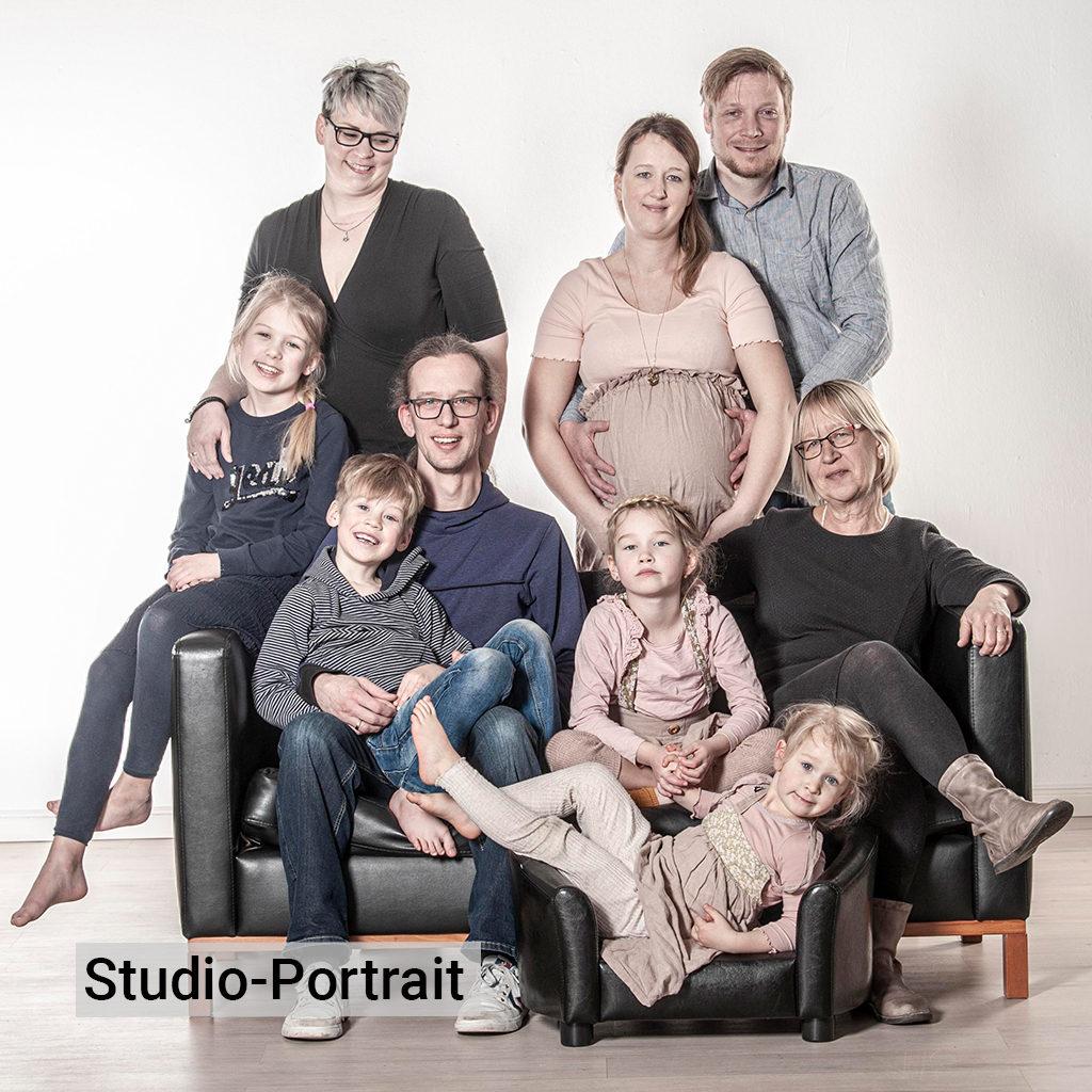 Fotospektrum Studioportraits