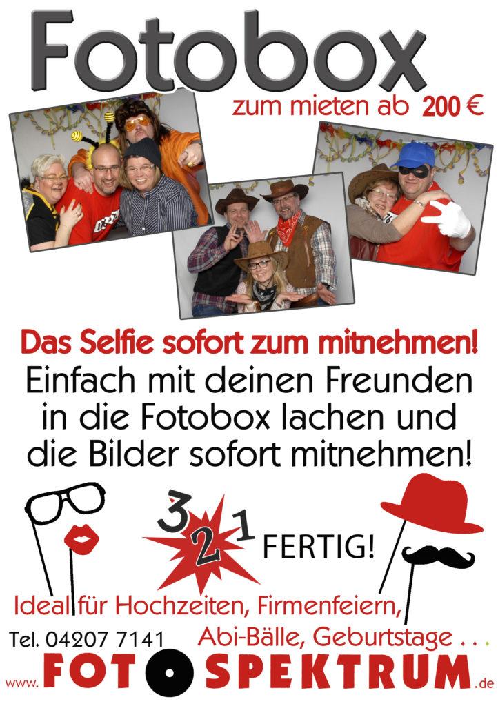 Fotospektrum Fotobox